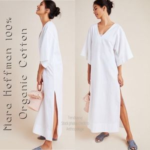 ANTHROPOLOGIE MARA HOFFMAN PAOLA COVER-UP DRESS M
